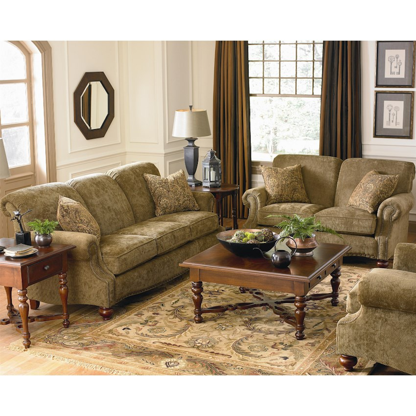 Club Room 7306 By Bassett Wayside Furniture Bassett