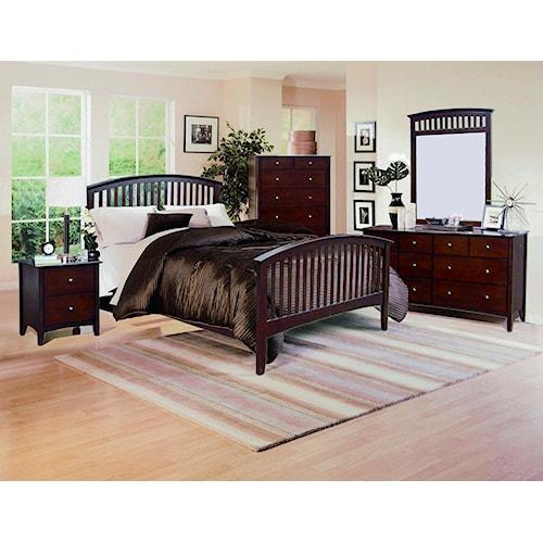 Crown Mark Lawson King Bedroom Group Bullard Furniture Bedroom Group Fayetteville Nc