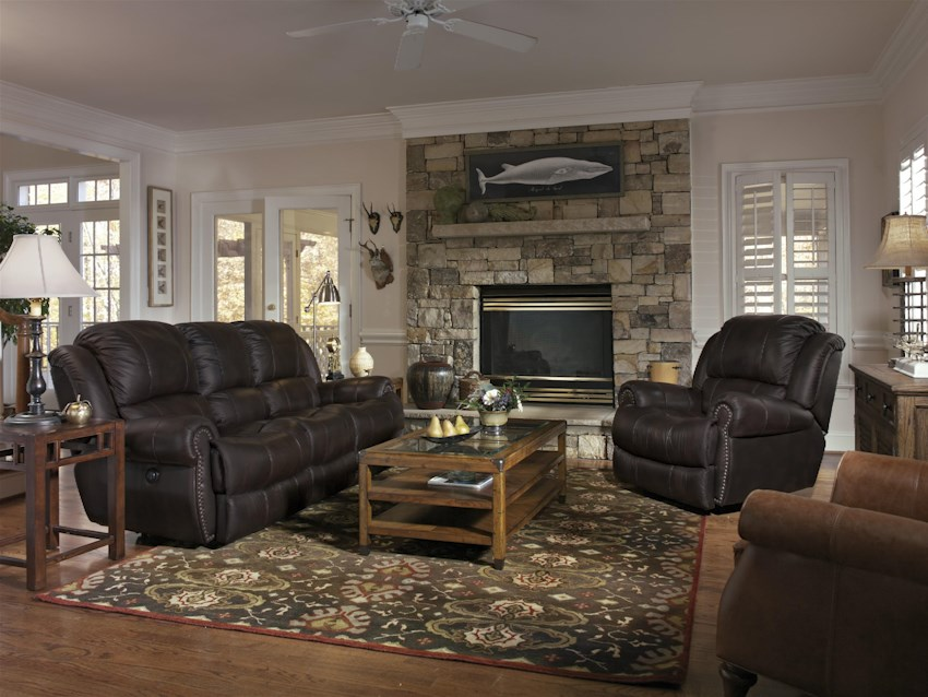 Latitudes capitol 1311 by flexsteel conlin 39 s for Furniture 0 percent financing