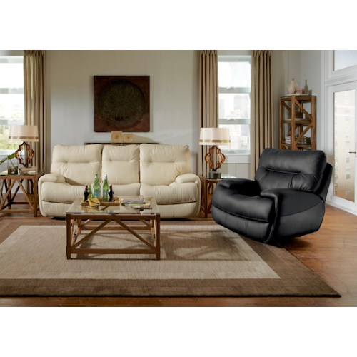 Flexsteel Latitudes Evian Reclining Living Room Group Colder 39 S Furniture And Appliance