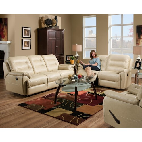 Franklin Freedom Reclining Living Room Group Moore 39 S