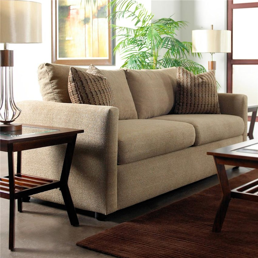 Jacobs 3700 by klaussner pilgrim furniture city for Furniture 0 down