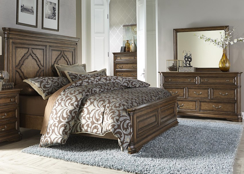 Amelia 487 br by liberty furniture coconis furniture for Bedroom furniture in zanesville ohio