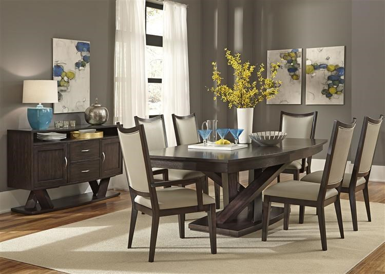 Liberty Furniture Southpark Formal Dining Room Group L