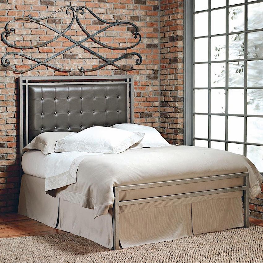 custom design iron and metal beds metal c by old biscayne designs design interiors old. Black Bedroom Furniture Sets. Home Design Ideas
