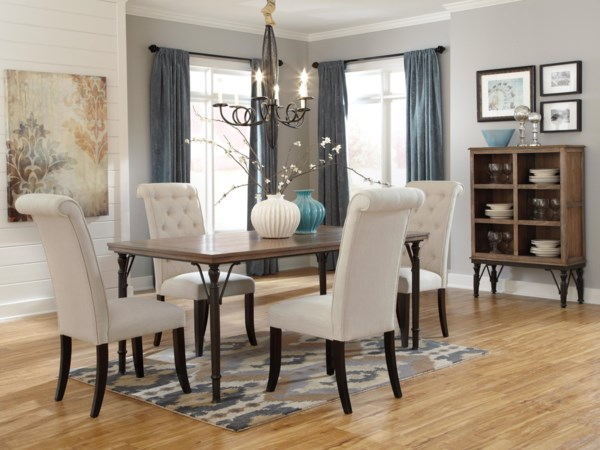 casual dining room group mankato austin new ulm. Black Bedroom Furniture Sets. Home Design Ideas