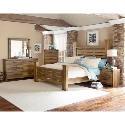 King Bedroom Group Montana By Standard Furniture Wilcox Furniture Bedroom Group Corpus