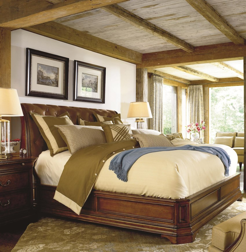 Deschanel 467 by thomasville darvin furniture for Fitted bedroom furniture 0 finance