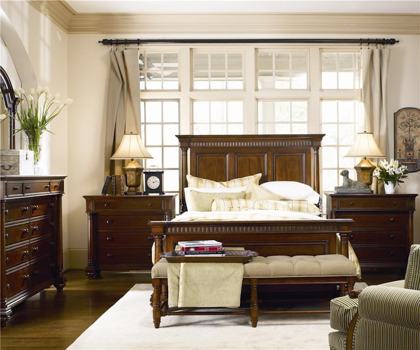 Fredericksburg 434 by thomasville dubois furniture for Thomasville american expressions bedroom furniture
