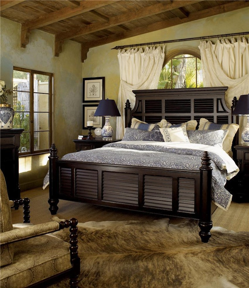 Kingstown leather by tommy bahama home design for Home furniture by design bahamas