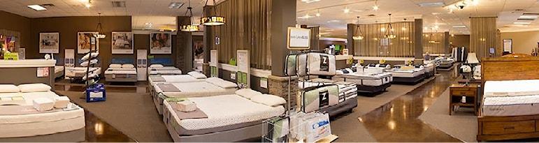 mattress store photo