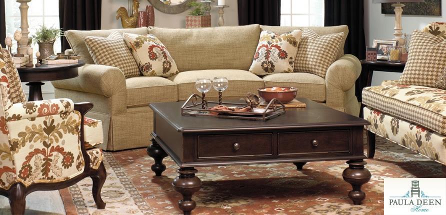 paula deen furniture sofa : paula deen sectional sofa - Sectionals, Sofas & Couches