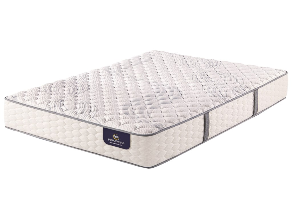 Serta Visby Lake FirmQueen Firm Premium Pocketed Coil Mattress