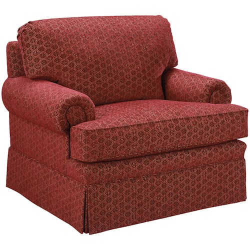 Grove Park 3720 Comfortable Lounge Chair