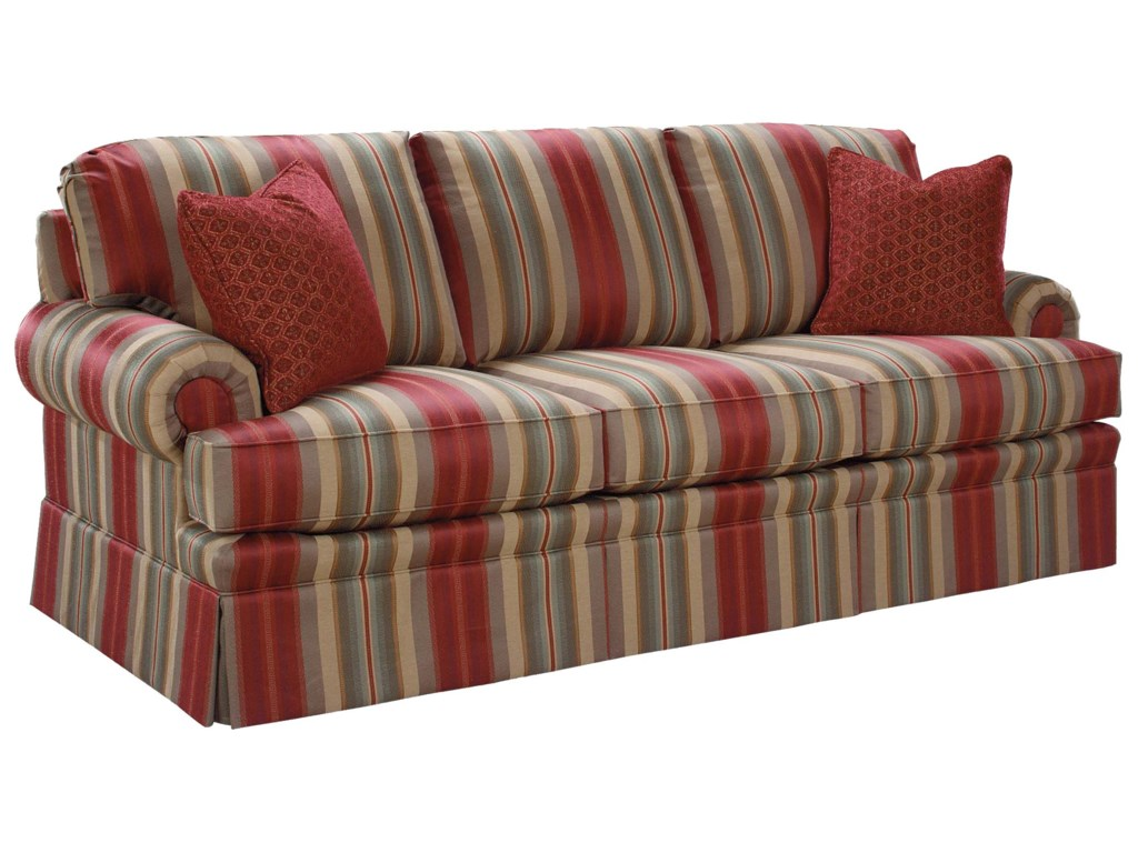 Fairfield 3720Accent Sofa with Queen Sleeper
