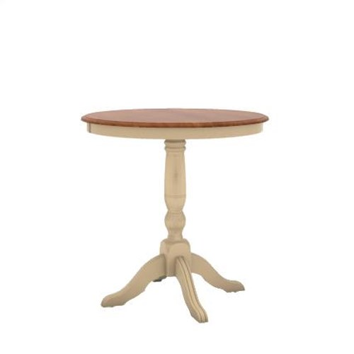 Canadel Custom Dining - High Dining  Customizable 35.25 Round Pub Table