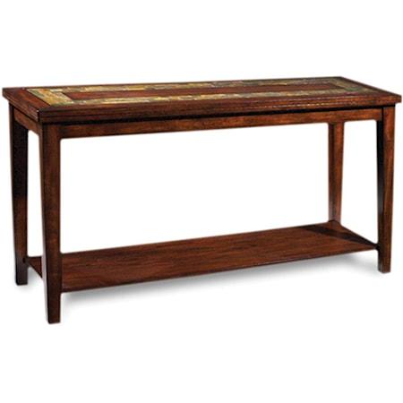 Slate Sofa Table