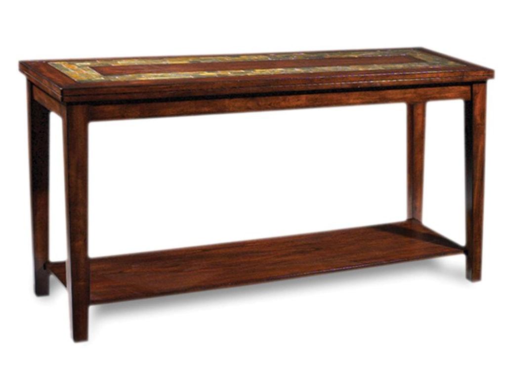Steve Silver Davenport Slate Sofa Table