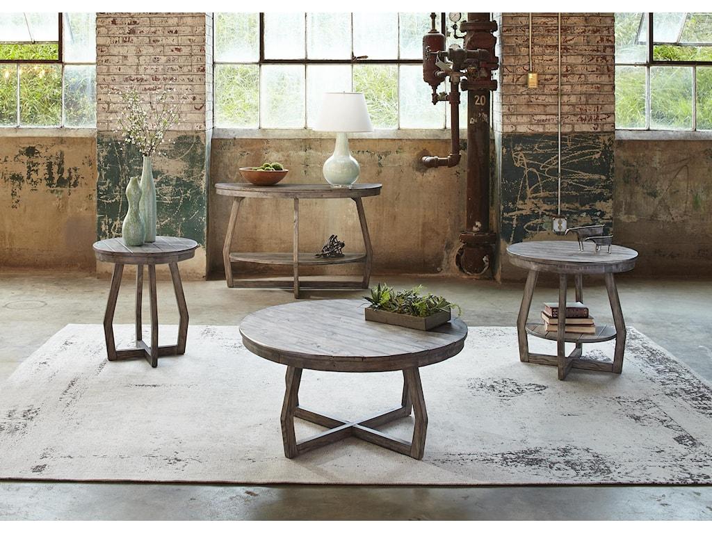 Liberty Furniture Hayden WayEnd Table