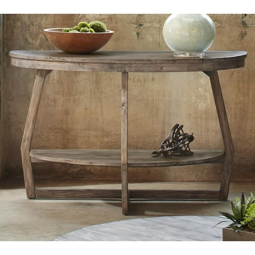 Liberty Furniture Hayden Way Console Table with Shelf