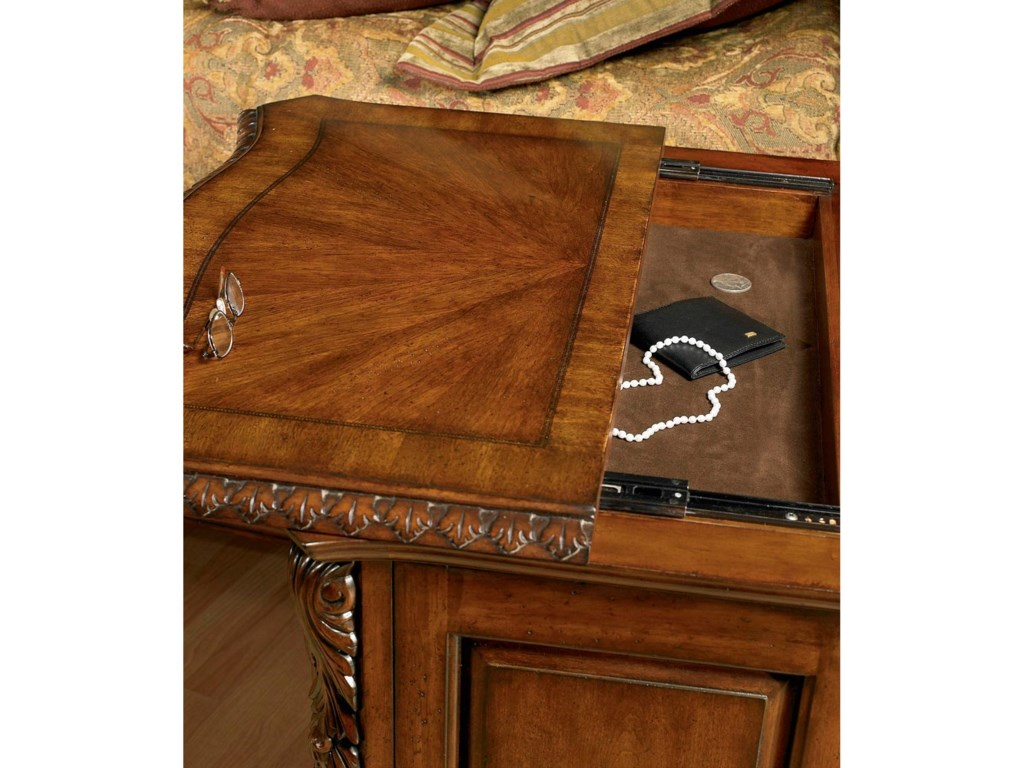 Hidden Sliding Drawer
