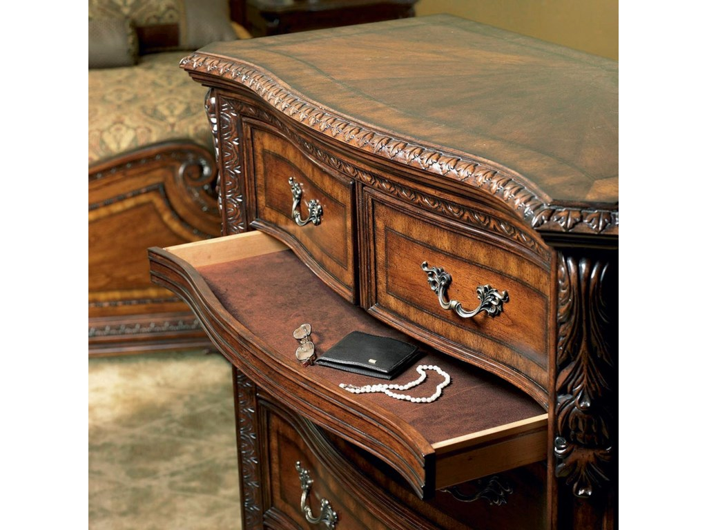 A.R.T. Furniture Inc Old WorldDrawer Chest