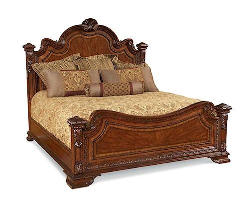 A.R.T. Furniture Inc Old World King-Size Old World Estate Bed