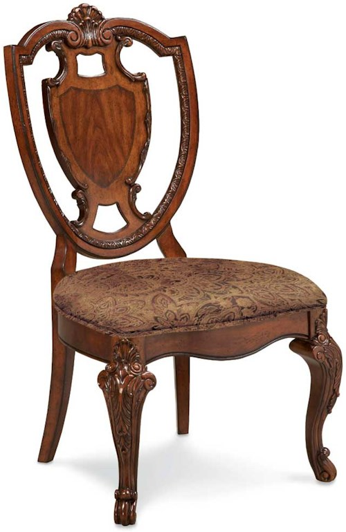 A.R.T. Furniture Inc Old World Shield Back Side Chair