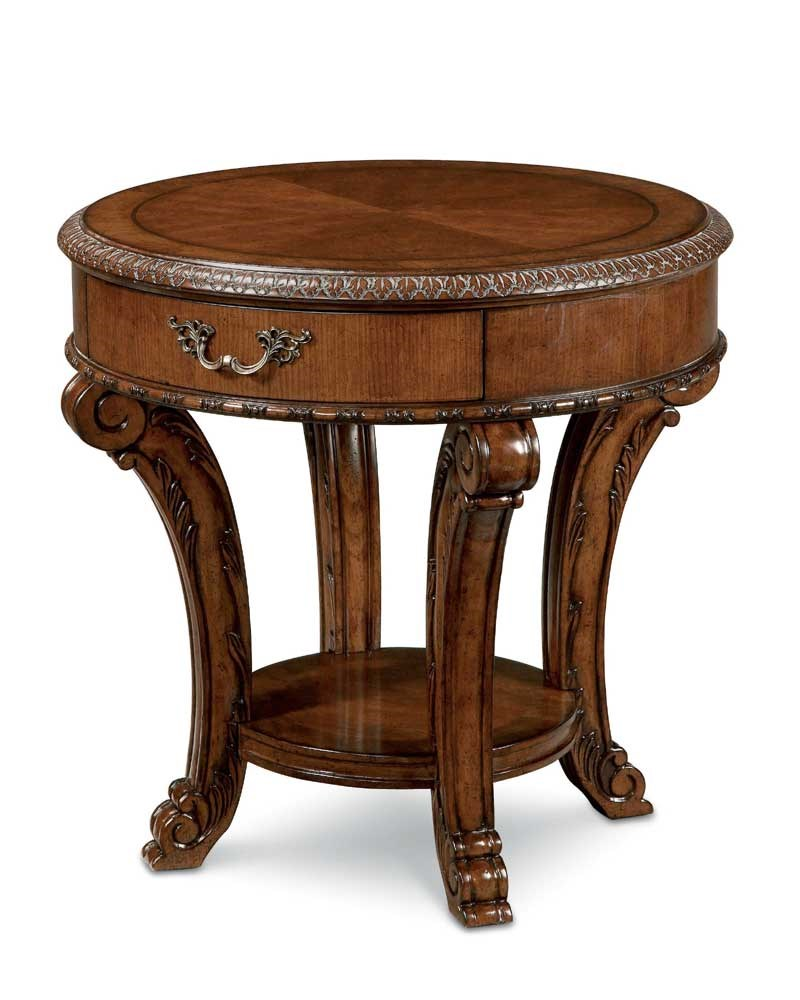 A.R.T. Furniture Inc Annabelle Round End Table