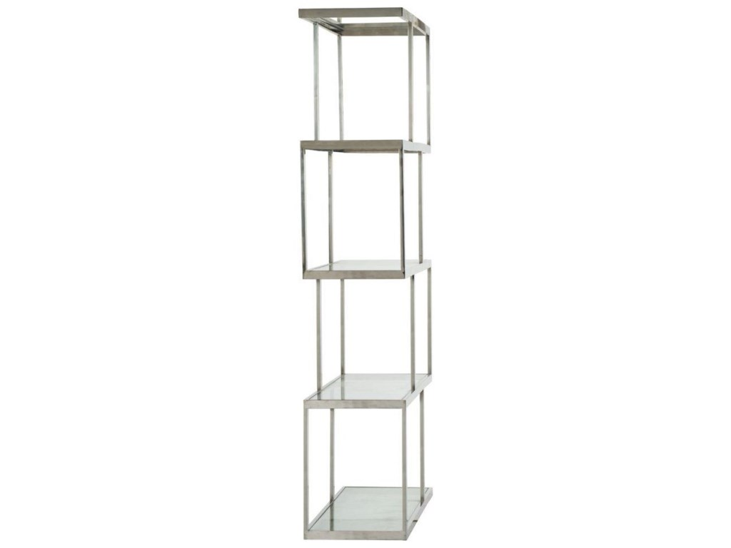 A & B Home BookcasesVesey Etagere
