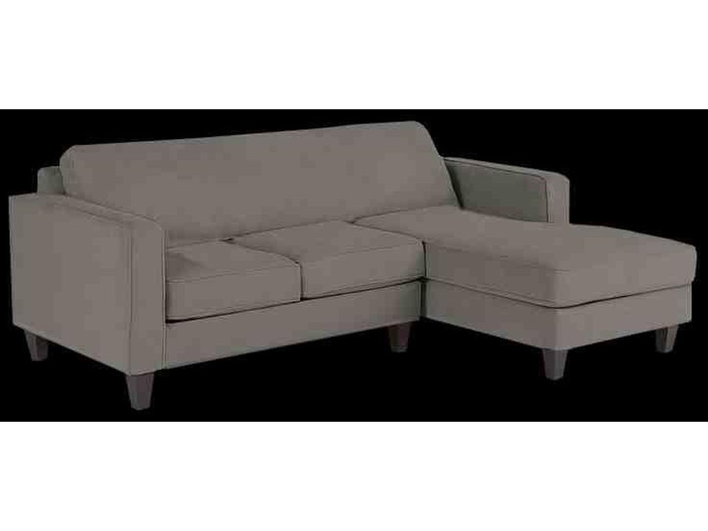 A Class Upholstery 3335 Sofa with Chaise3335 Sofa with Chaise