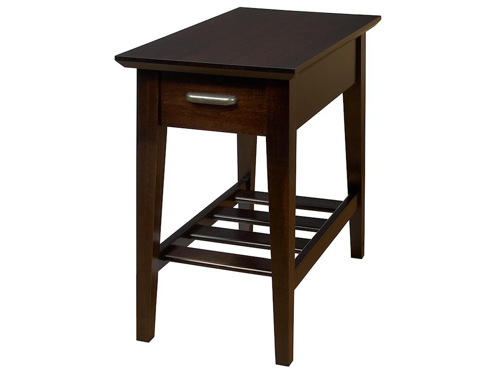 AA Laun Arbor Chairside Table