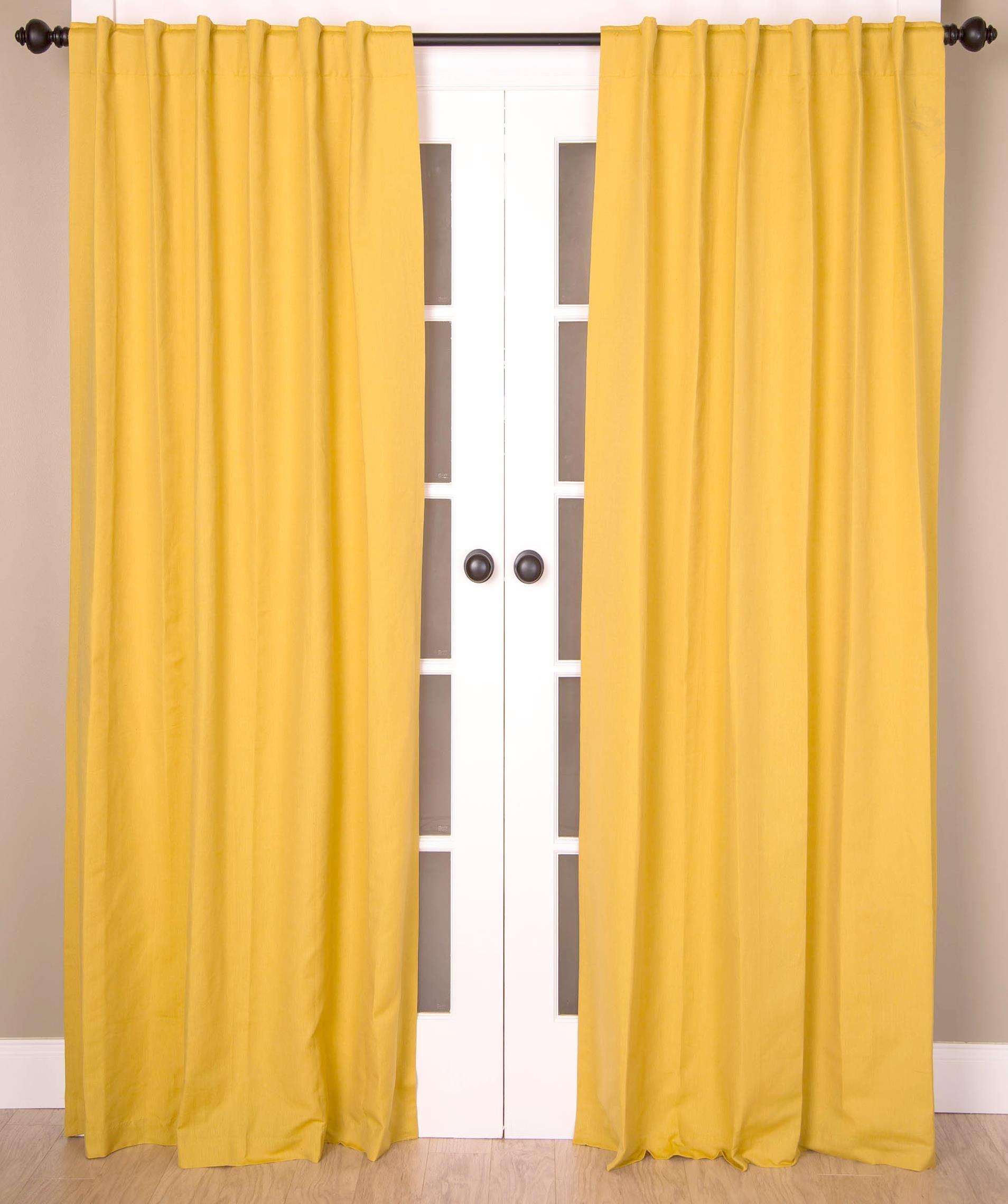 Ruby Gordon Accents Ruby Gordon Accents Window Panels