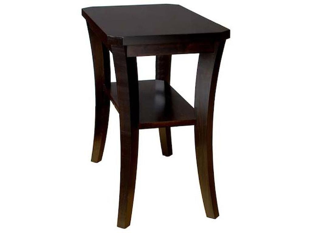 AA Laun UrbaneChairside Table