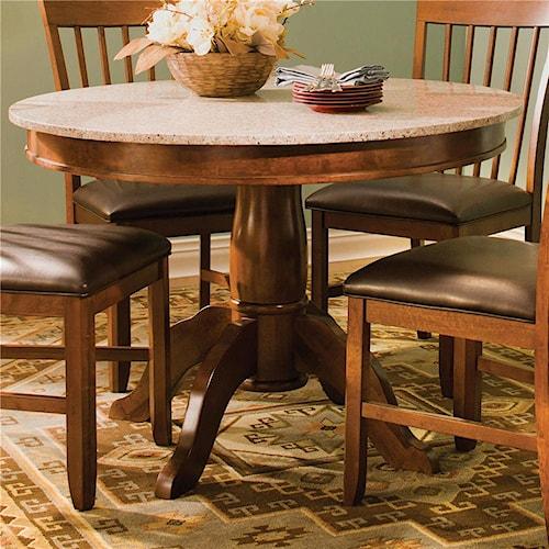 AAmerica Granite-JV Solid Granite Table