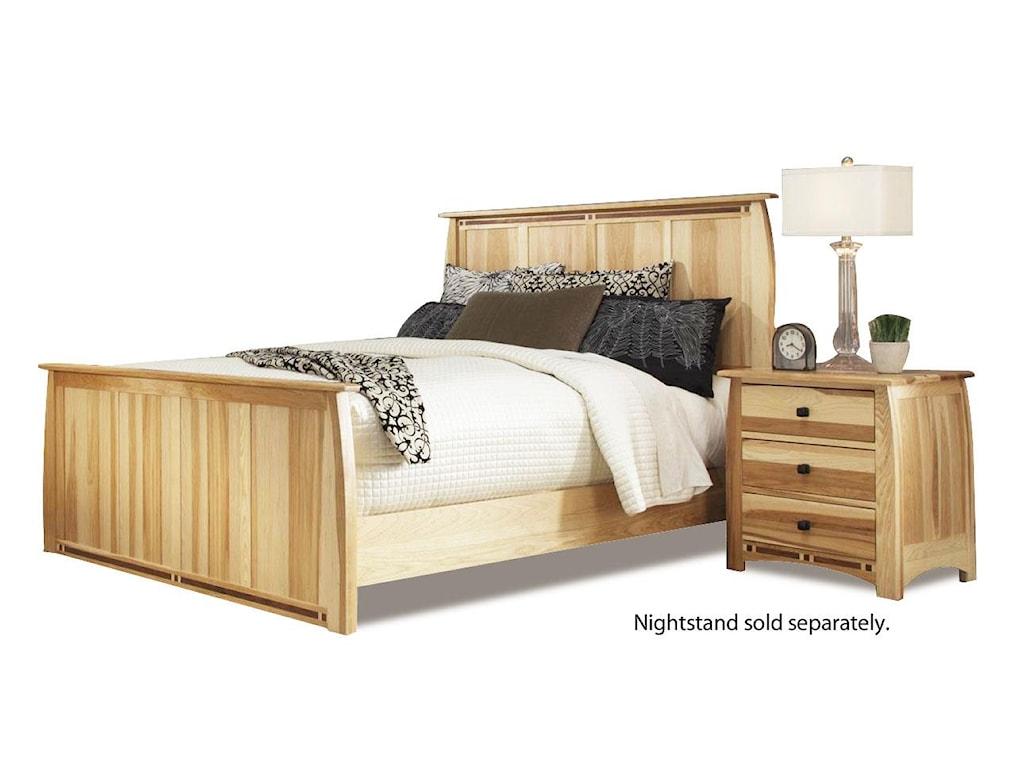 AAmerica AllentownKing Panel Bed