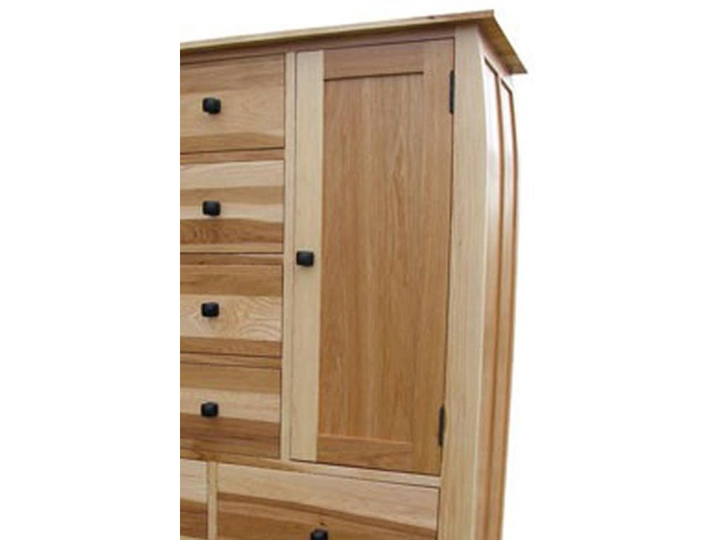 AAmerica AdamstownDouble Door Chest