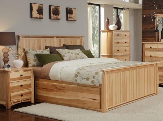 Shown with Storage Panel Bed, Chest, Dresser & Mirror