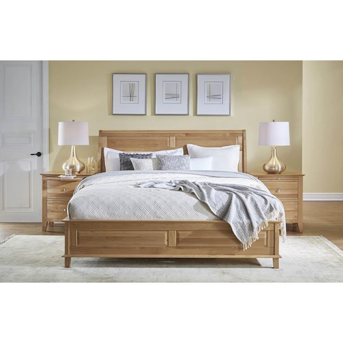 AAmerica Alderbrook Queen Bedroom Group