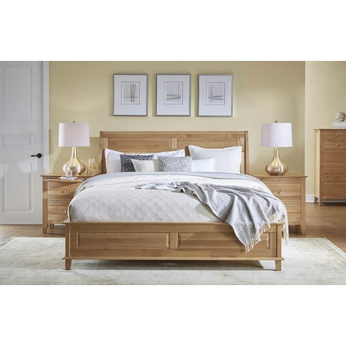 AAmerica Alderbrook King Bedroom Group