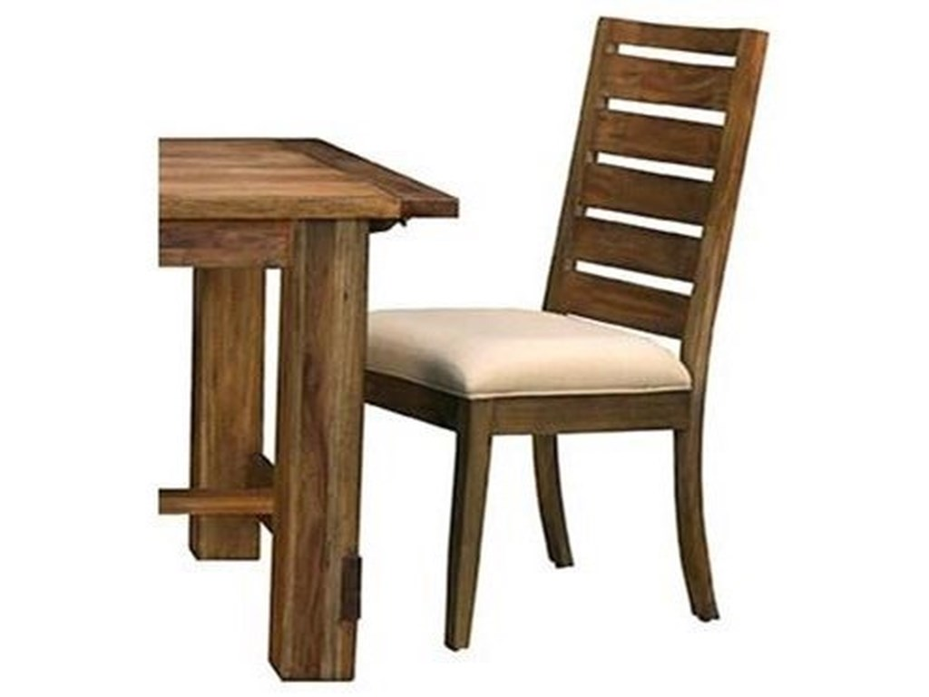 AAmerica AnacortesDining Side Chair Upholstered Seat