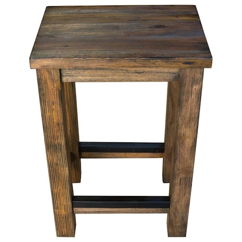 AAmerica Anacortes Backless Dining Counter Height Stool