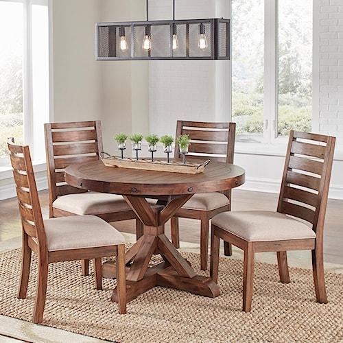 AAmerica Anacortes 5 Piece Dining Set