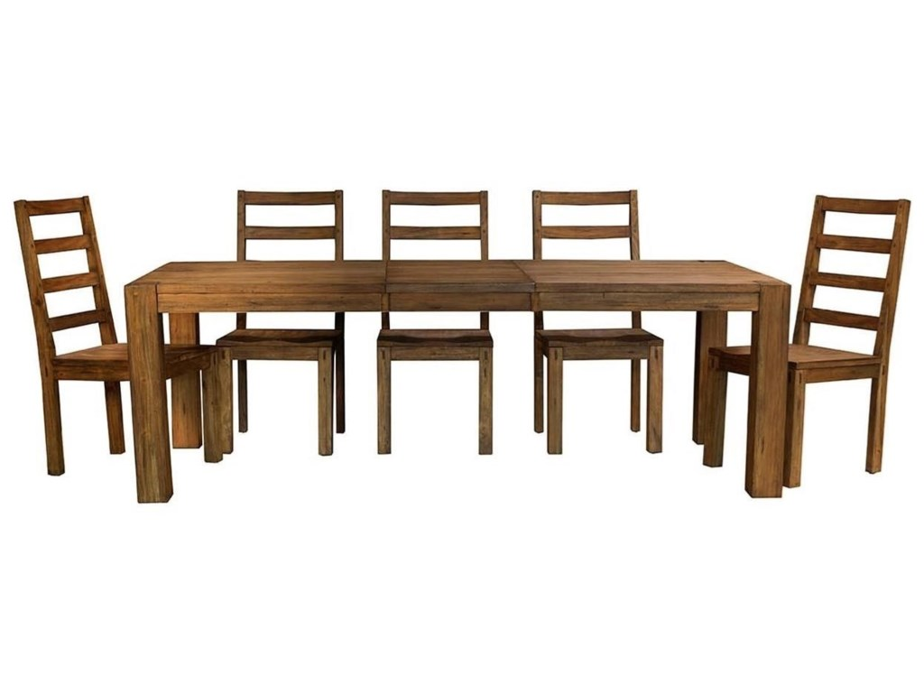 AAmerica AnacortesDining Leg Table