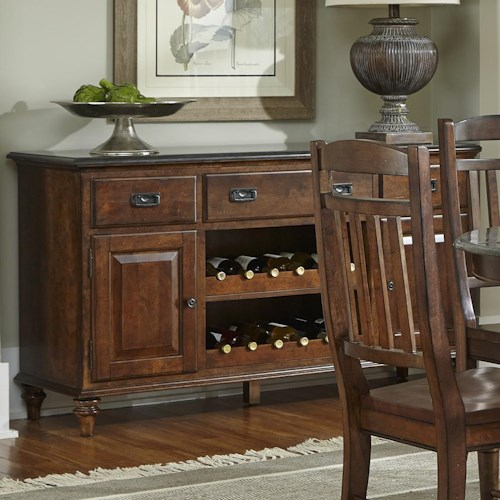 AAmerica Andover Park Dining Server/Buffet Console