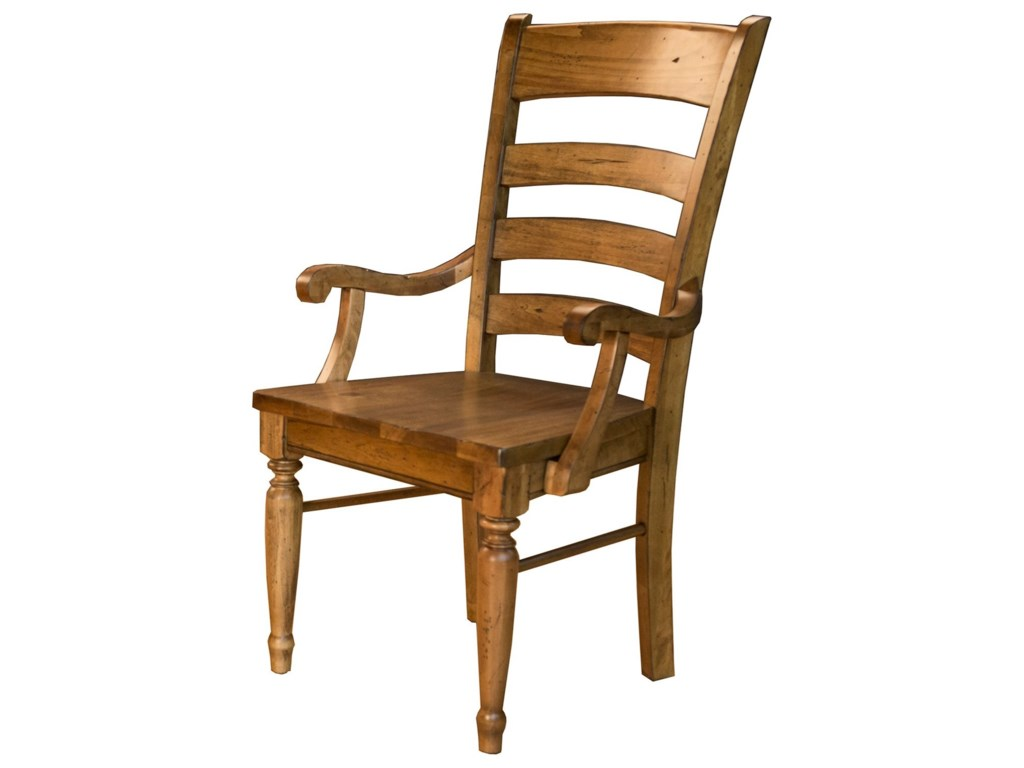 AAmerica BennettLadderback Arm Chair