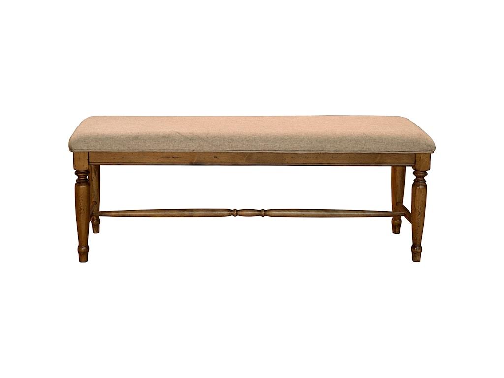 AAmerica BennettUpholstered Bench