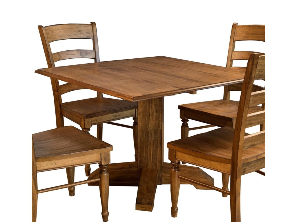 AAmerica Bennett5 Piece Square Dining Set