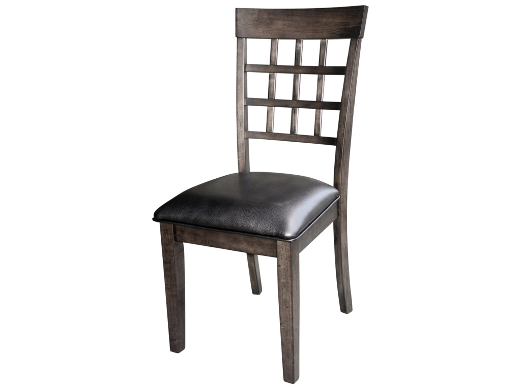 AAmerica Bristol Point - WGGridback Side Chair