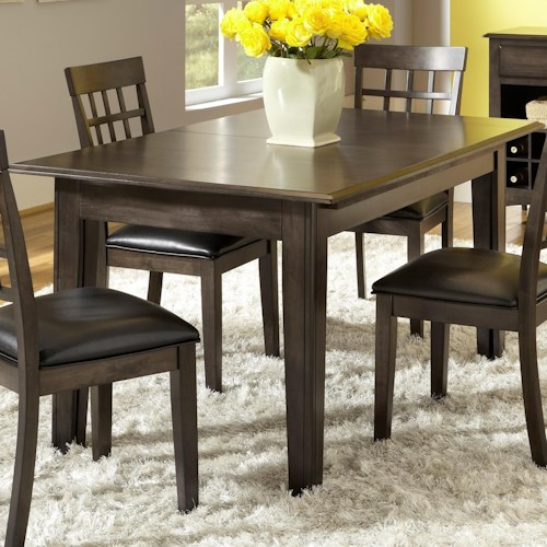 Aamerica Bristol Point Wg Accordion Vers A Table With 3 Leaves